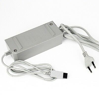 Durable Replacement Wii Eu Plug Power Adapter Supply Cable Cord For Nintendo