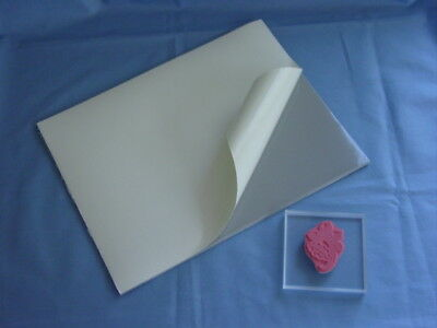 Static Cling Foam Mount for stamps - 1 sheet - NEW! (1)