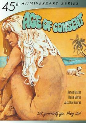 Age Of Consent New Dvd