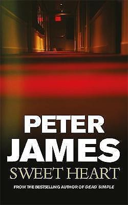 Sweet Heart by Peter James (Paperback, 2005) New Book