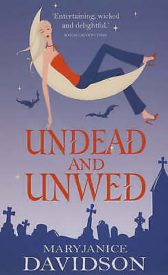 Undead and Unwed by Mary Janice Davidson (Paperback) New Book