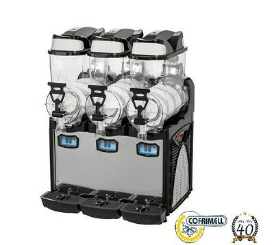 Cofrimell Triple Bowl Slush Machine - £1179+vat