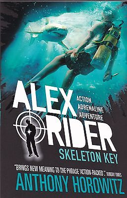 Skeleton Key (Alex Rider) Anthony Horowitz - New Paperback Book