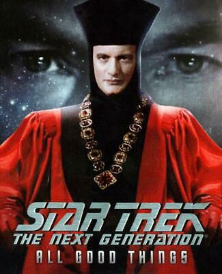Star Trek: The Next Generation - All Good Things New Blu-Ray