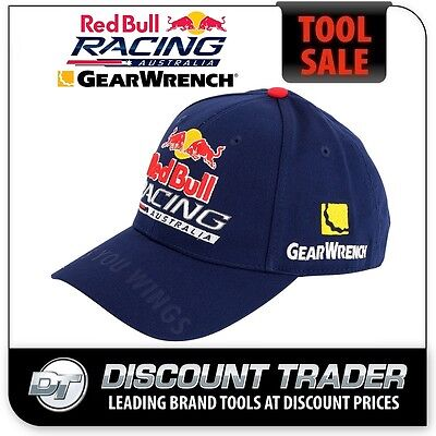 Red Bull Racing Cap GearWrench V8 Australian Supercars - V8CAPRB