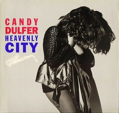 "CANDY DULFER heavenly city PT 44064 uk rca 1990 12"" PS EX/EX jazzdance"