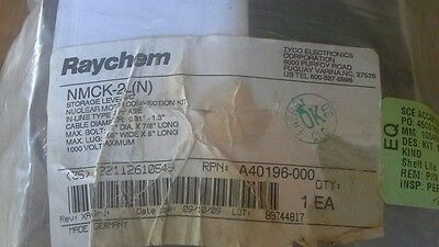 """RAYCHEM MOTOR CONNECTION sealed factory bag NMCK-2L NUCLEAR 3 phase 1.3"""" OD Max"""