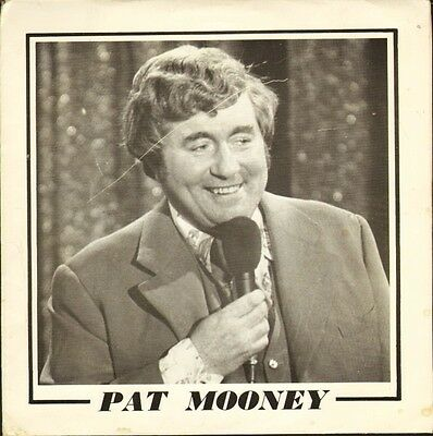 "PAT MOONEY live in liverpool HR 1 signed copy haymans records 7"" PS EX/VG+"