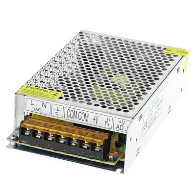 LED Light Regulated Driver Switch Power Supply Adapter AC 110/220V 12VDC 5A 60W
