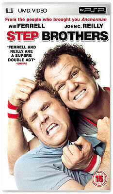 Step Brothers [UMD Mini for PSP] DVD