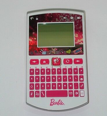 Oregon Scientific Barbie educational handheld electronic learning game