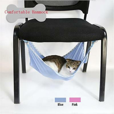 New Arrival Pet Cat Mesh Hammock Bed Animal Hanging Cage Cozy Ferret Basket - 6A