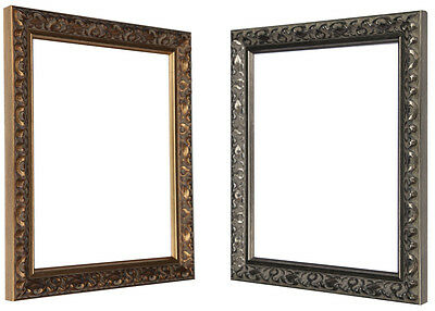 Vintage Ornate Shabby Chic Gold Silver Pewter Picture & Photo Frames. New