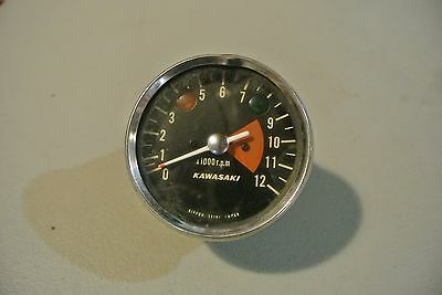 Kawasaki H1 500 Tachometer Gauge Early 1969-71 (B)