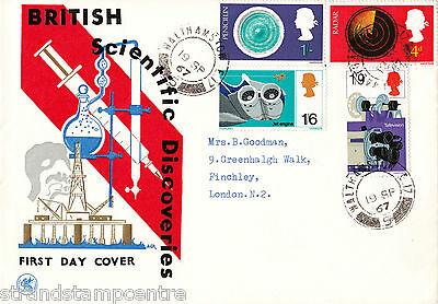 1967 Discoveries - Wessex - Walthamstow CDS