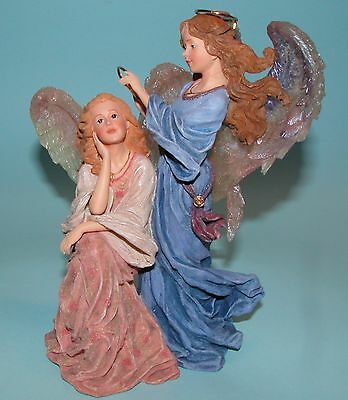 "Boyds Bears Charming Angel ""Guinevere.. Guardian of Friends"" #28218 NIB 2003"