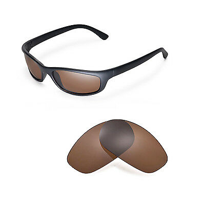 4d5a2336fd New Walleva Polarized Brown Replacement Lenses For Ray-Ban RB4115 Sunglasses