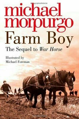 Farm Boy by Michael Morpurgo (Paperback) New Book