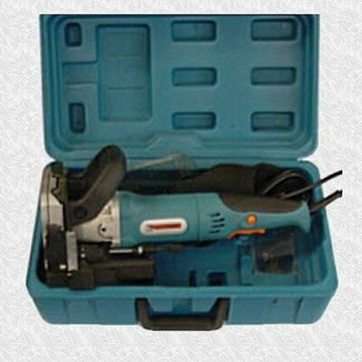 Heavy Duty 900W Biscuit Joiner Jointer Wood Work Saw Cutter In Case New