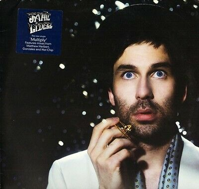 "JAMIE LIDELL multiply WAP 197 uk warp 2005 12"" PS EX/EX"