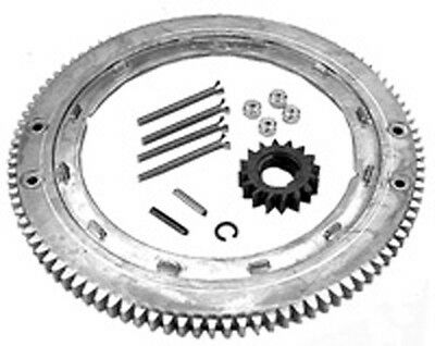 10384 B&S 399676,392134,696537 Flywheel Ring Gear