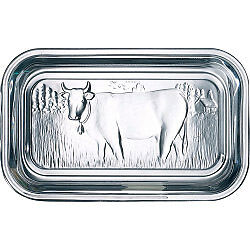 Cow Butter Dish with Lid