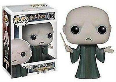 Funko - POP Movies: Harry Potter - Voldemort New In Box