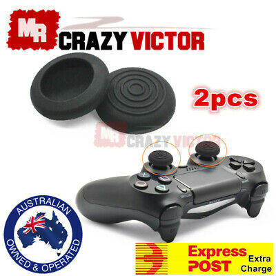 2pcs Thumb Grips PS4 Xbox One PS3 Xbox 360 Silicone TPU Gel Controller Stick Cap