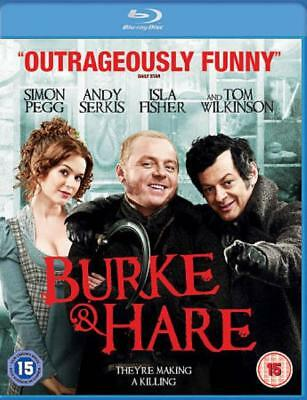 Burke And Hare New Region B Blu-Ray