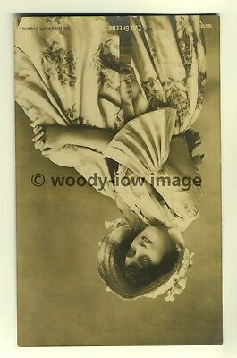 b0199 - Stage Actress - Evie Greene - postcard