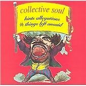 Collective Soul : Hints Allegations & Things Left Unsaid CD Fast and FREE P & P