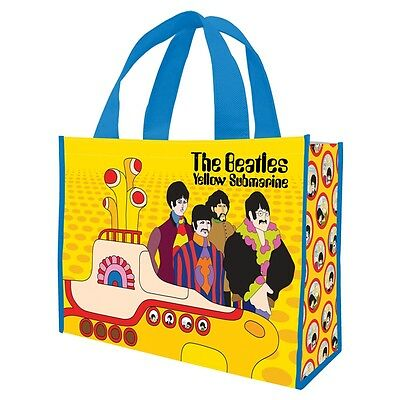 The Beatles - Yellow Submarine - Reusable Shopping Tote/gift Bag - Music 72473