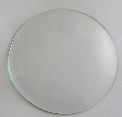 "NEW 1 Pc. of Small Convex Clock, Auto, Repair Glass - CHOOSE 2"" to 3-15/16"""