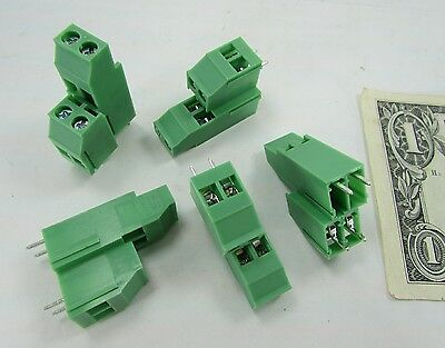 5 Phoenix Contact 4P 2-Level Wire-to-Board PCB Connectors MKKDS 3/2-5,08 1721728