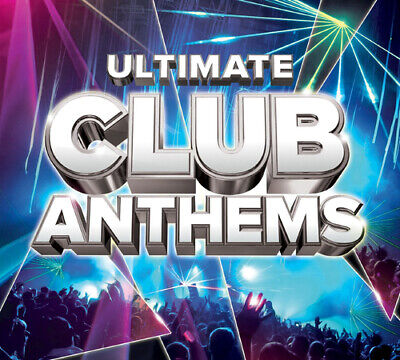 Various Artists : Ultimate Club Anthems CD (2014)