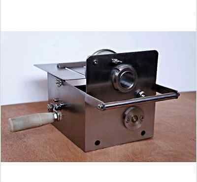 32mm sausage diameter,hand-rolling food steel tying/knotting sausage machine