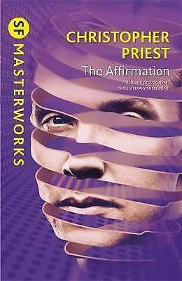 The Affirmation by Christopher Priest (Paperback) New Book