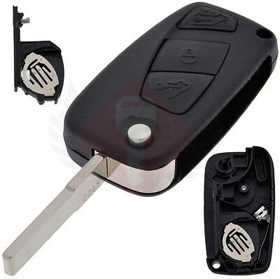 PEUGEOT BOXER BIPPER EXPERT CITROEN JUMPER 3 Button Remote Key Fob Case - HQ