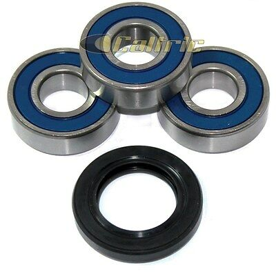 Rear Wheel Ball Bearings Seals Kit Fits YAMAHA BIG WHEEL 350 BW350 1987 1988