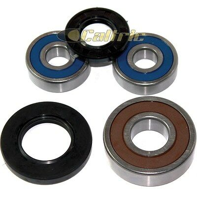 Rear Wheel Ball Bearings Seals Kit Fits YAMAHA FZR750R 1986 1987 1988