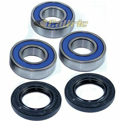 Rear Wheel Ball Bearings Seals Kit Fits YAMAHA WR500Z 1992 1993
