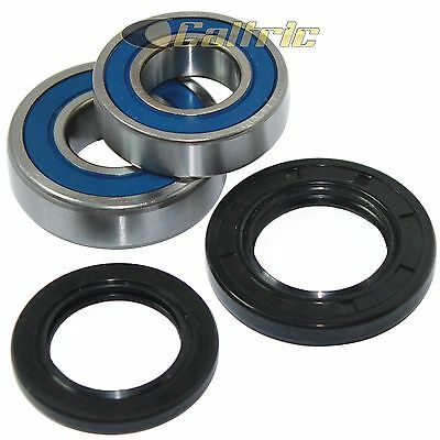 Rear Wheel Ball Bearings Seals Kit Fits YAMAHA WR250R 2008-2015