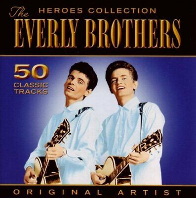 The Everly Brothers : Heroes CD