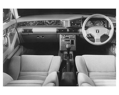 1988 Rover 827 SLi Console & Gear Shift Automobile Factory Photo ch8811
