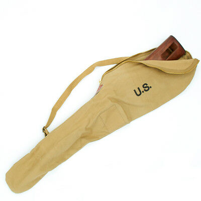U.S. WWII M1 Carbine  Carry Case Marked U.S.
