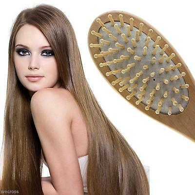 Hair Healthy Styling Tool Keratin Care SPA Massager Detangling Scalp Comb Brush