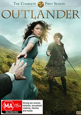 Outlander: Complete Season 1 * NEW DVD * (Region 4 Australia)