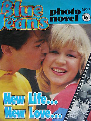 Blue Jeans Photo Novel - Issue 71
