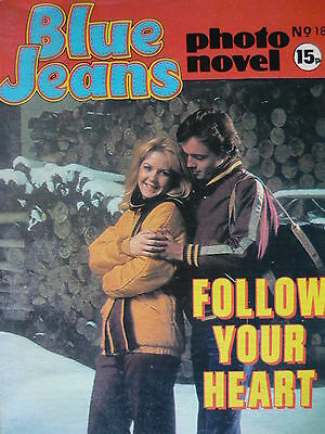 Blue Jeans Photo Novel - Issue 18