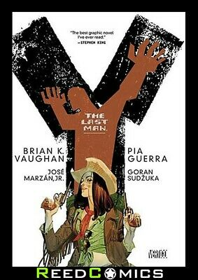 Y THE LAST MAN BOOK 3 GRAPHIC NOVEL New Edition Paperback Collects Issues #24-36